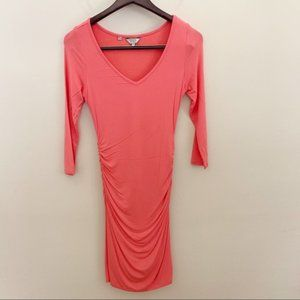 EUC Guess Longsleeves Bodycon Dress Size Small